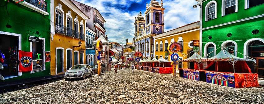 Fulday em Salvador